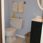A Sunny Powder Room Makeover
