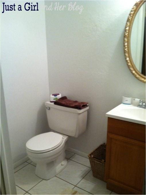 Decorating a Bathroom- Inspiration