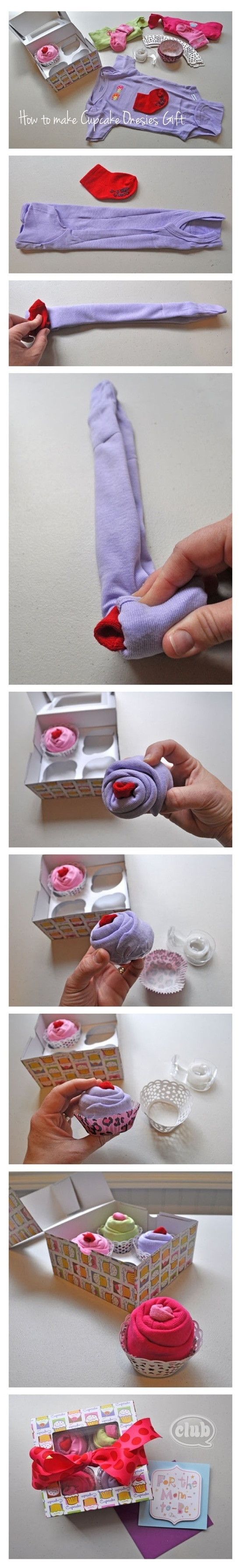 Pinterest Baby Gift Tutorial