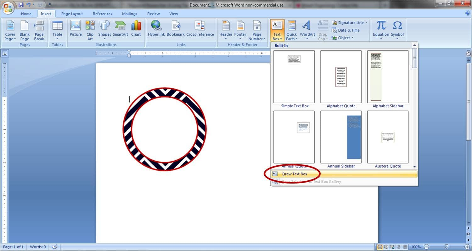 It's just a graphic of Fan How to Make Round Sticker Labels in Word