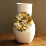 Anthropologie-Inspired Flower Vases