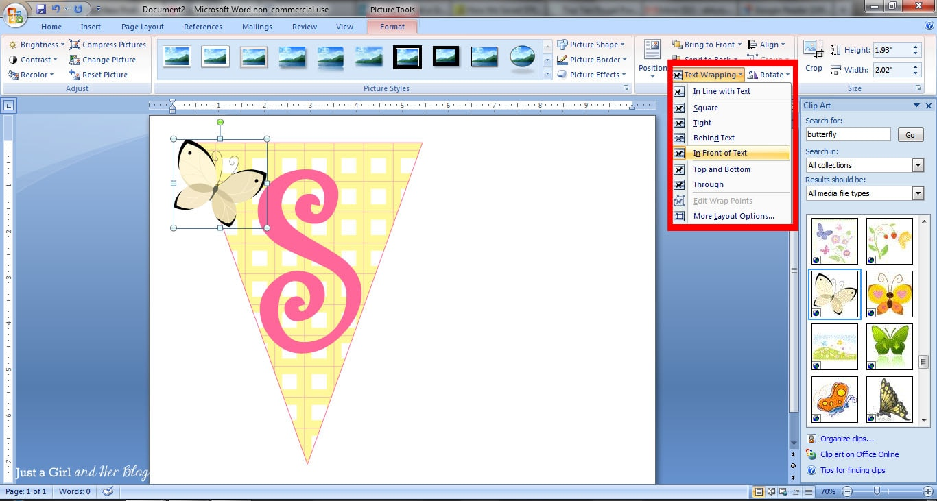 clipart in excel 2013 - photo #42