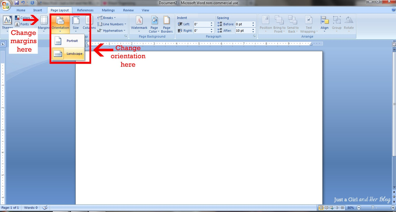 Image Titled Double Space In Word Step 8