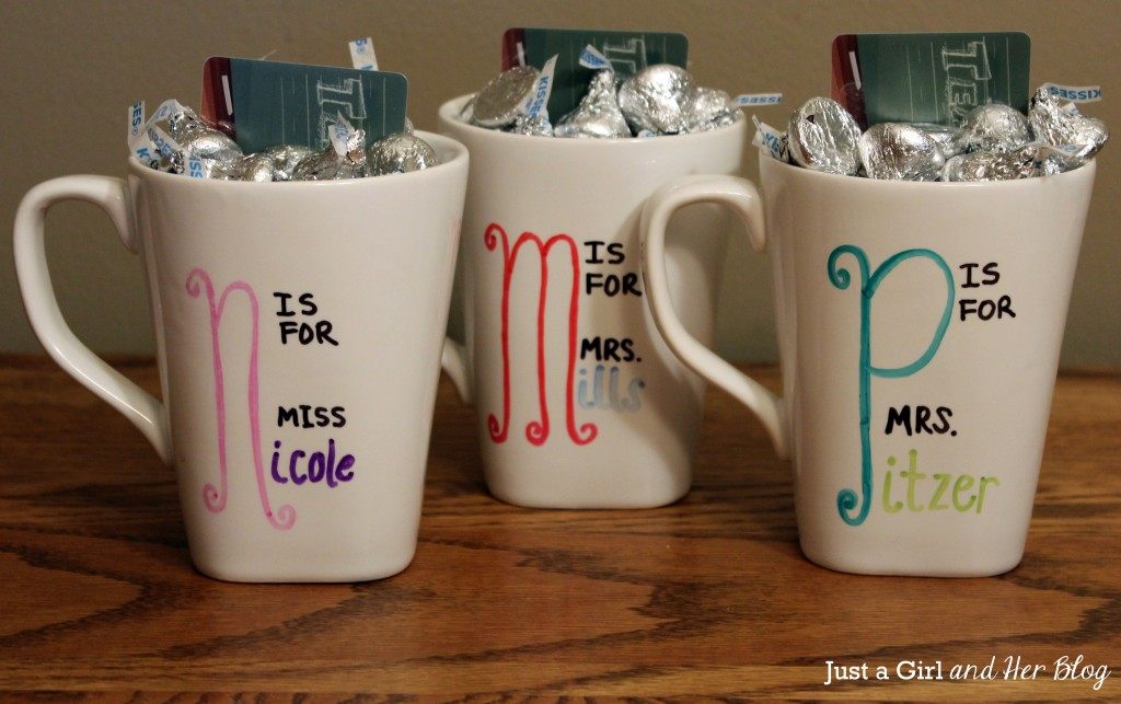 Filled Mugs