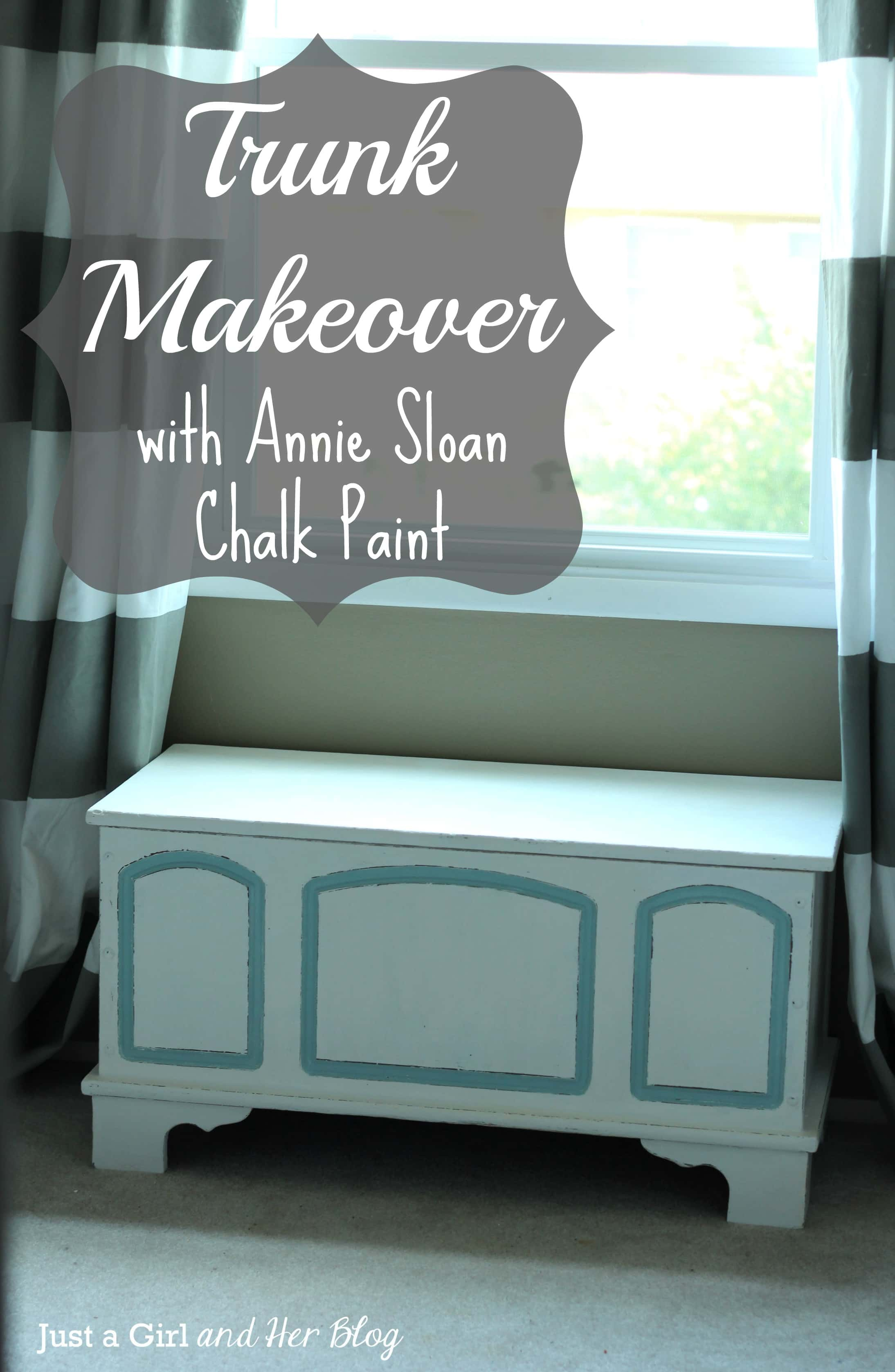 Terrific Trunk Makeover With Annie Sloan Chalk Paint Abby Lawson Download Free Architecture Designs Barepgrimeyleaguecom