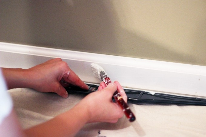 Definitely Read This Post Before You Start Patching And Painting Baseboards Is The Easiest