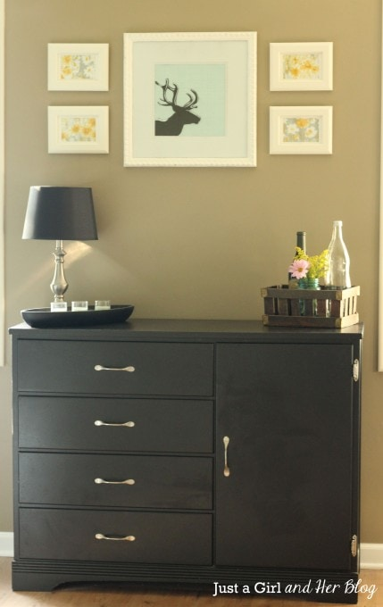 At Last…The Master Bedroom Reveal!