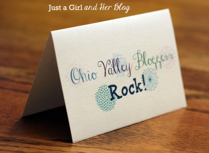 DIY Printables Boot Camp: Favor Bag Tags by Just a Girl and Her Blog