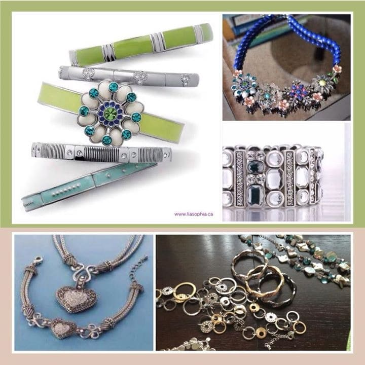 Win Lia Sophia Jewelry at Just a Girl and Her Blog #giveaway