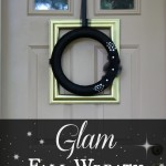 Glam Fall Wreath