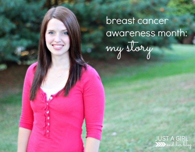 Breast Cancer Awareness Month: My Story