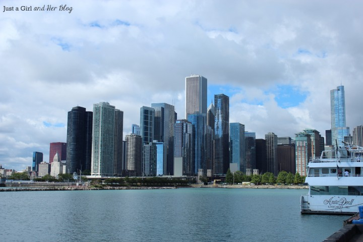 Chicago from the Pier