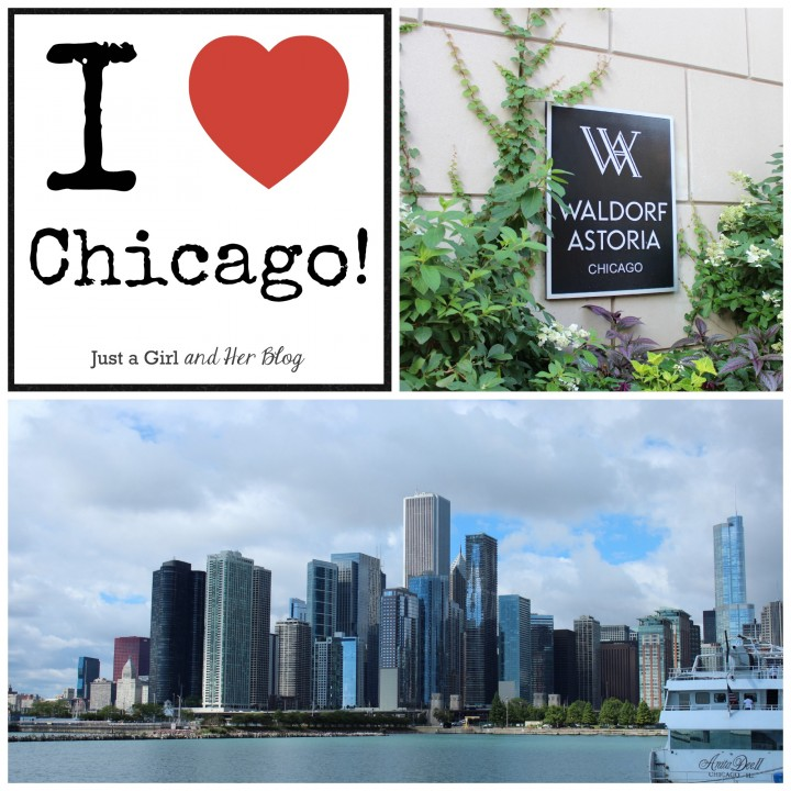 I Heart Chicago by Just a Girl and Her Blog
