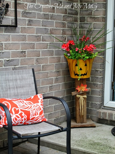 Get Your DIY On {Pumpkin Projects} | Just a Girl and Her Blog