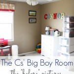 "The Cs' Big Boy Room- The ""Before"" Pictures"
