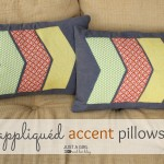 Abby Attempts an Appliquéd Accent Pillow: A Farcical Comedy
