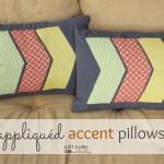 Abby Attempts an Appliquéd Accent Pillow: A Farcical Comedy