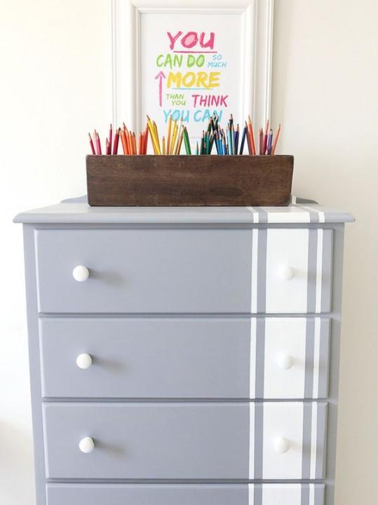 homedit striped-dresser-grey