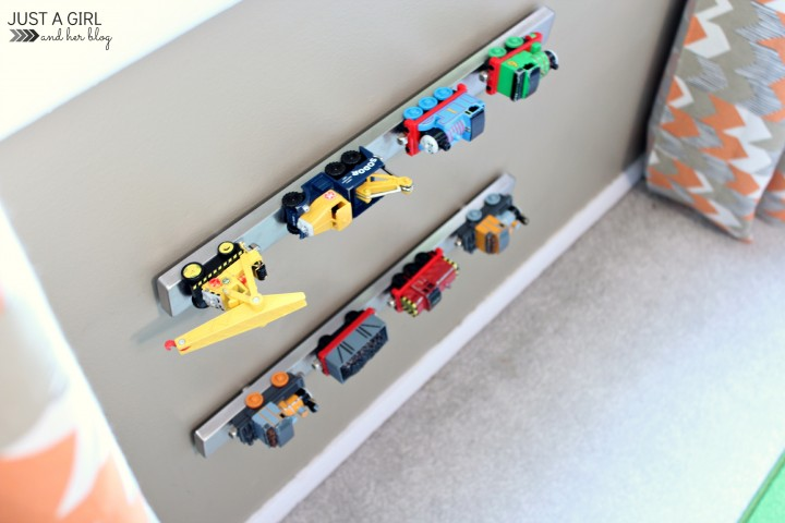 IKEA hacks Grundtal knife rack toy storage
