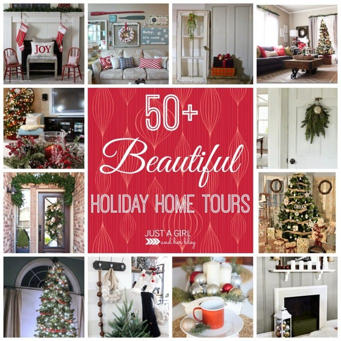 50 Beautiful Holiday Home Tours