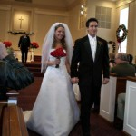 "Our Christmas Wedding, Part 2: Saying ""I Do"""
