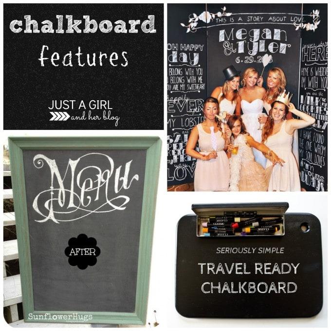 Chalkboard Features
