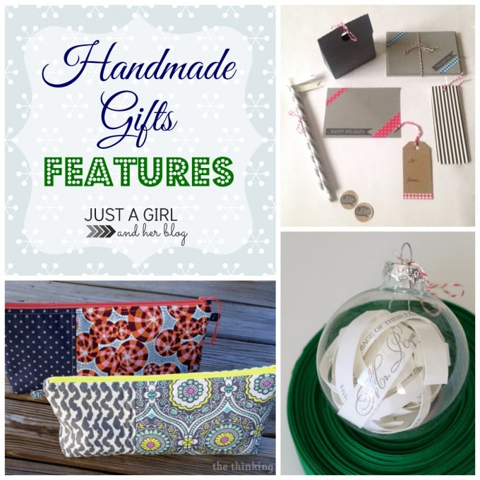 Handmade Gifts Features