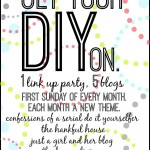Get Your DIY On {Features Roundup}