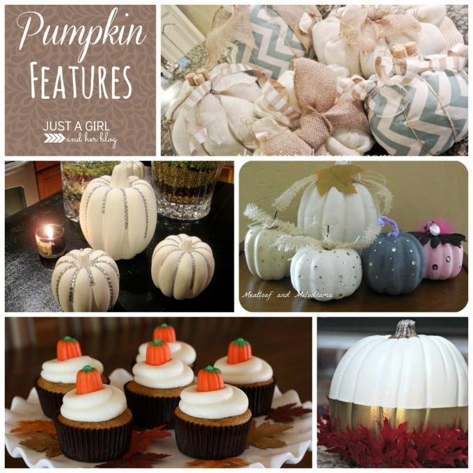 Pumpkin Features