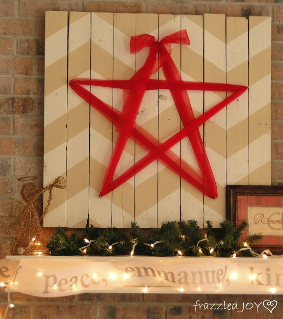 Ribbon Star by Frazzled Joy