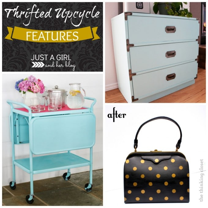 Thrifted Upcycle Features