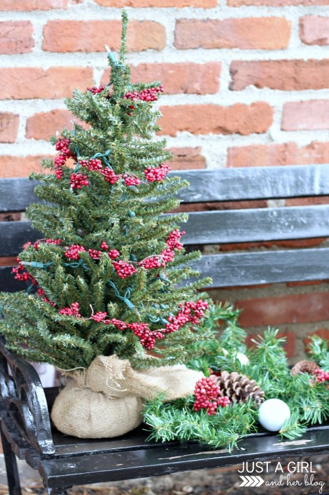 Christmas Party Home Tour by Just a Girl and Her Blog