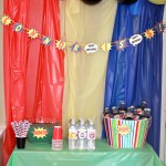 A Superhero 5th Birthday Party!