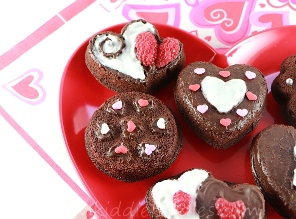 Kiddie Foodies Easy Chocolate Fondant Cookies