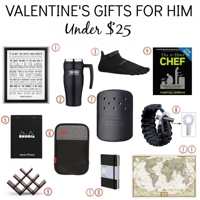 Valentine's Gift Guide, Just a Girl and Her Blog