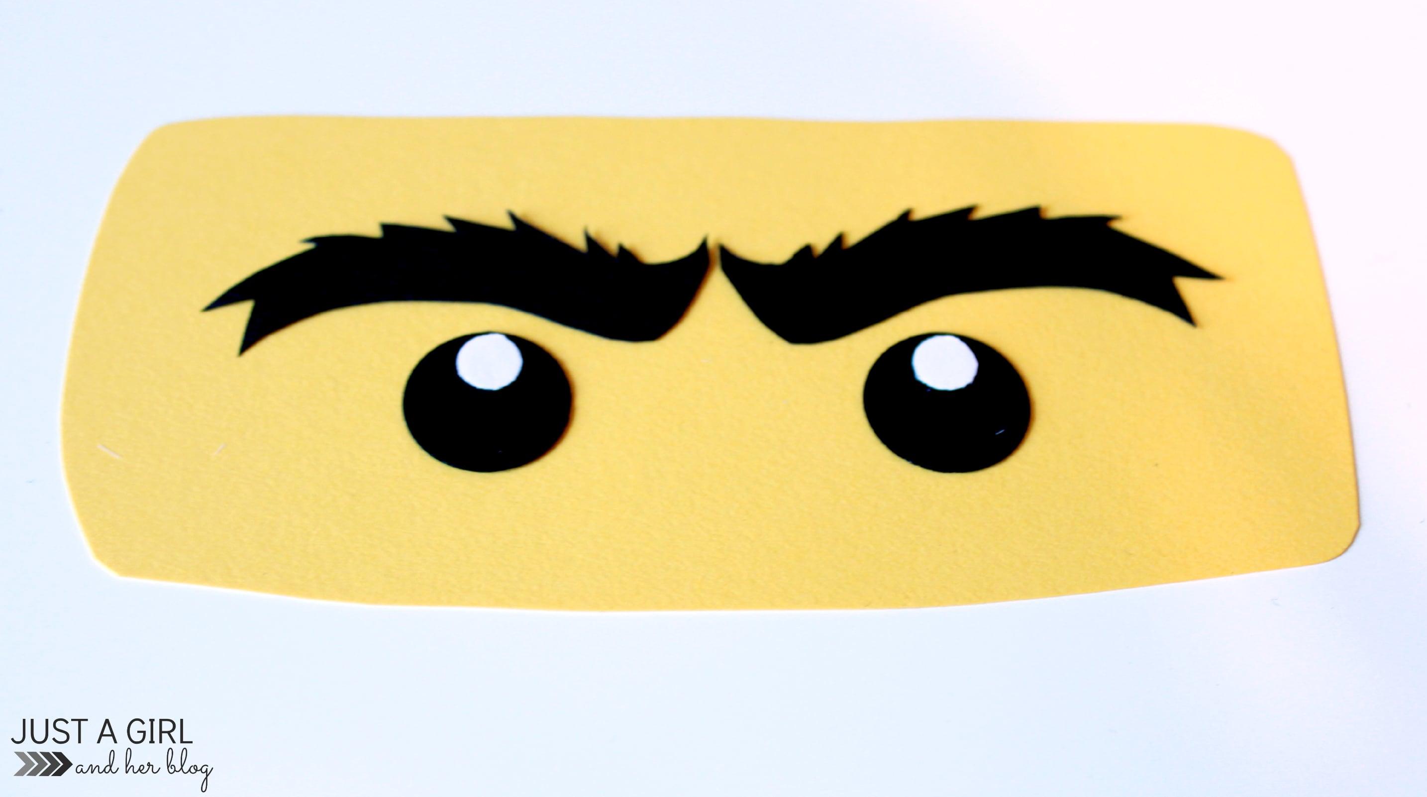 Ninjago Eyes Printables Ninja Inspired By Pictures
