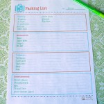 I'm Leavin' on a Jet Plane… {FREE Printable Packing List}