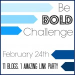 Be BOLD Challenge Link Party