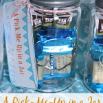 "A ""Pick-Me-Up"" in a Jar {Teacher Gift with FREE Printables!}"