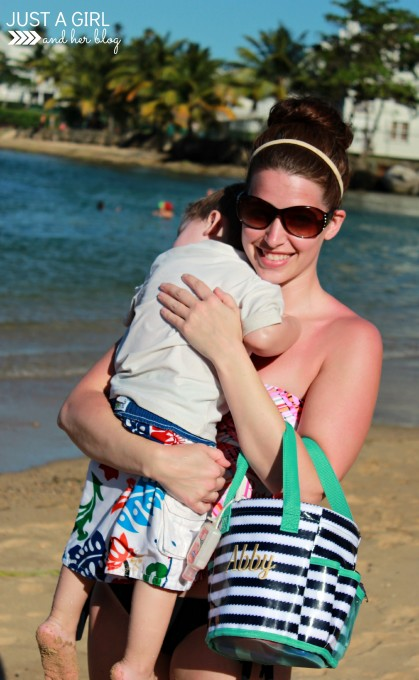 Take Me Back to Puerto Rico by Just a Girl and Her Blog