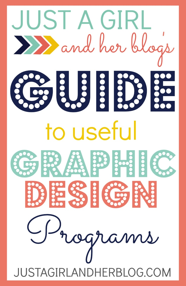 Just a Girl and Her Blogs Guide to Useful Graphic Design Programs – Degrees in Microsoft Word