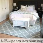 Mohawk Rug Giveaway at Just a Girl and Her Blog