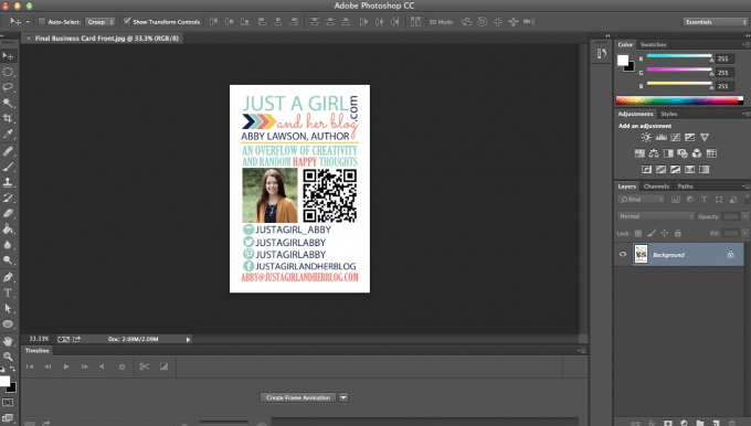 Just a Girl and Her Blog's Guide to Useful Graphic Design Programs