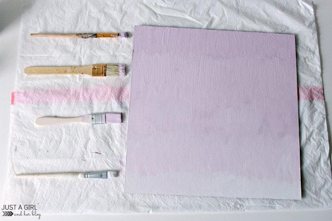Clearance Wall Art Hack   JustAGirlAndHerBlog.com
