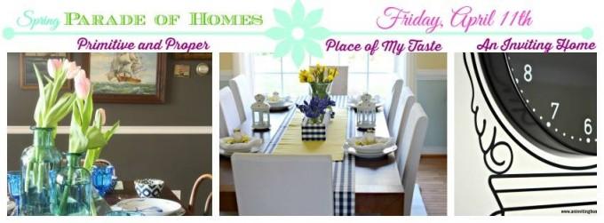 Spring Parade of Homes- Friday