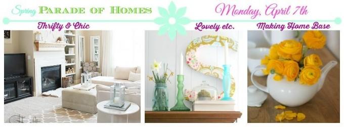 Spring Parade of Homes- Monday