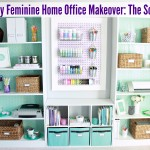 Fabulously Feminine Home Office: The Source List