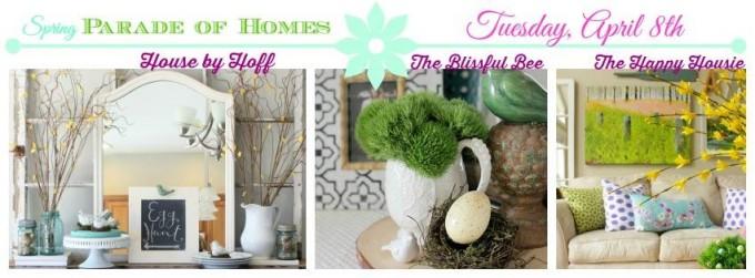 Spring Parade of Homes- Tuesday