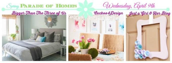 Spring Parade of Homes- Wednesday