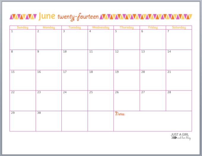 Organizing Summer Projects | JustaGirlandHerBlog.com